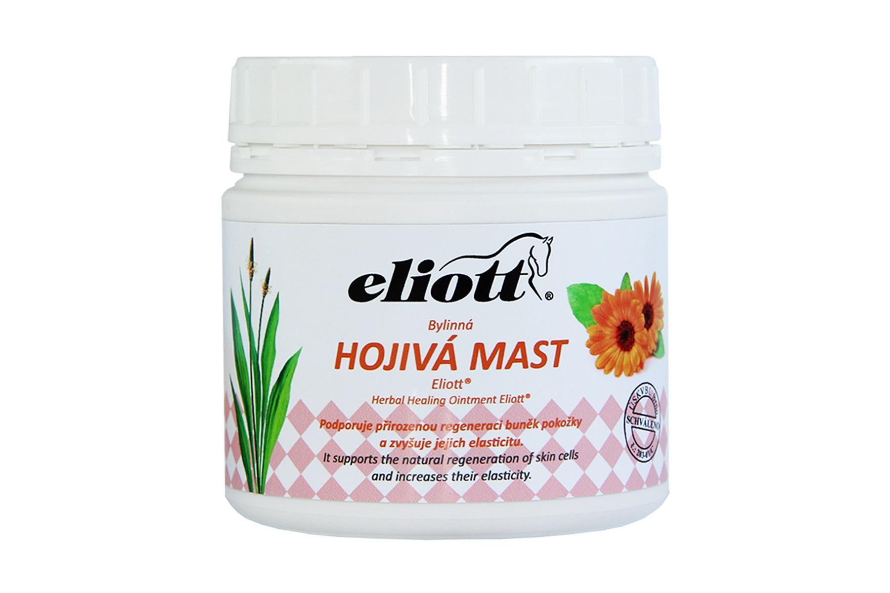 mast ELIOTT bylinná hojivá